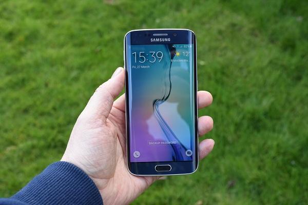 Thay mặt kính cho điện thoại Samsung galaxy S6 edge