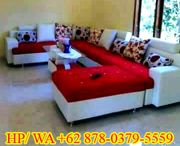 Buat sofa siap reques warna dan ukuran
