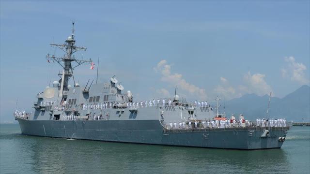 EEUU inicia maniobras militares conjuntas con Vietnam