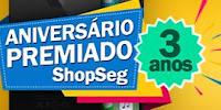 Aniversário Premiado ShopSeg 3 Anos