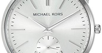 Damenuhren silber 2017  Michael Kors Uhren Silber 2017/2018: die neuen Damenuhren für ...
