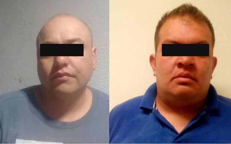 """Caen dos integrantes de """"Los Chapos"""""""