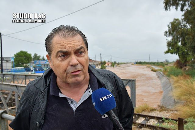 Σε κατάσταση εκτάκτου ανάγκης ο Δήμος Άργους Μυκηνών - Ευρεία συσκεψη - Προτεραιότητα στις ζωές των πολιτών (βίντεο)