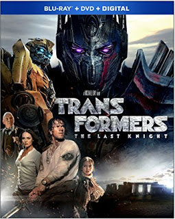 Transformers The Last Knight 2017 (No iMax) 720p DD 5 1 256 KBPS English Hindi BluRay Esub