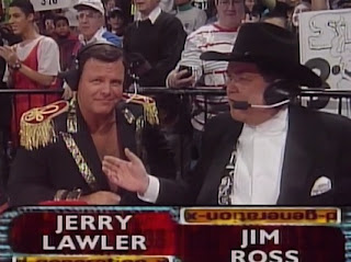WWE / WWF - In Your House 19: D-Generation-X - Jerry Lawler & Jim Ross