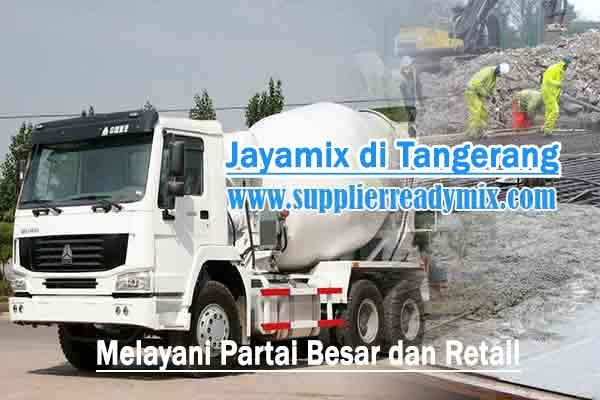 Harga Beton Jayamix Tangerang