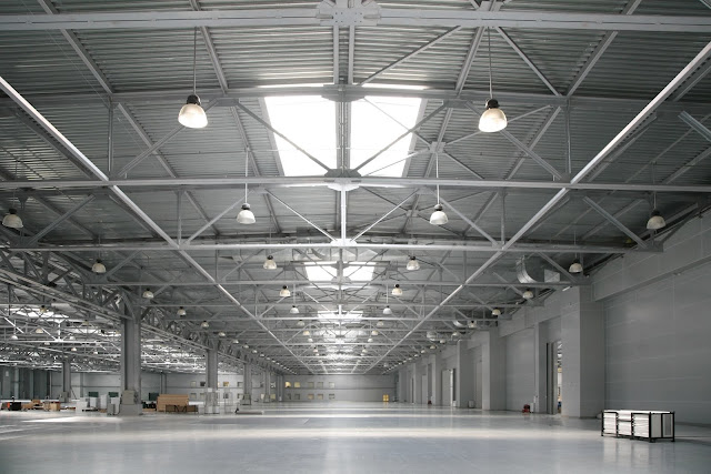 LED bay lighting is the most energy-efficient option on the market.