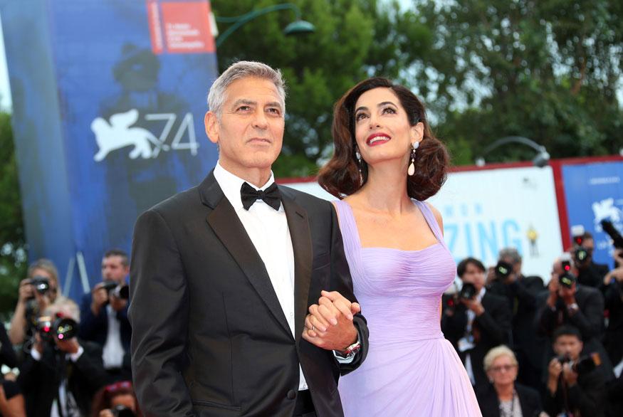 'Suburbicon' Premiere at 74th Venice Film Festival