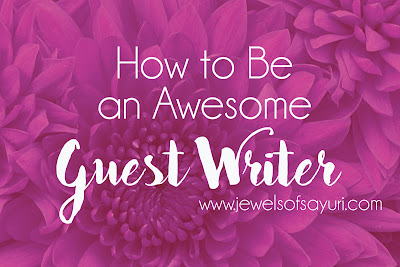Guest Posting Dos and Dont's