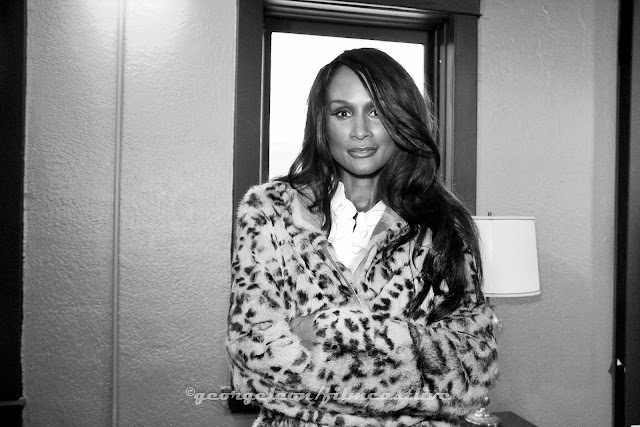 Beverly Johnson  ©George Leon/filmcastlive