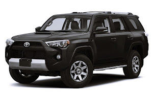 2018 4Runner TRD Review Off-Road Suv