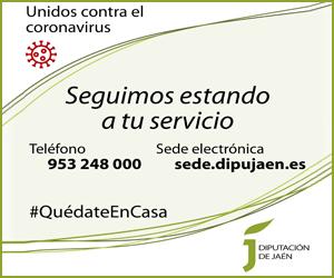 DIPUTACIÓN DE JAÉN - QUÉDATE EN CASA