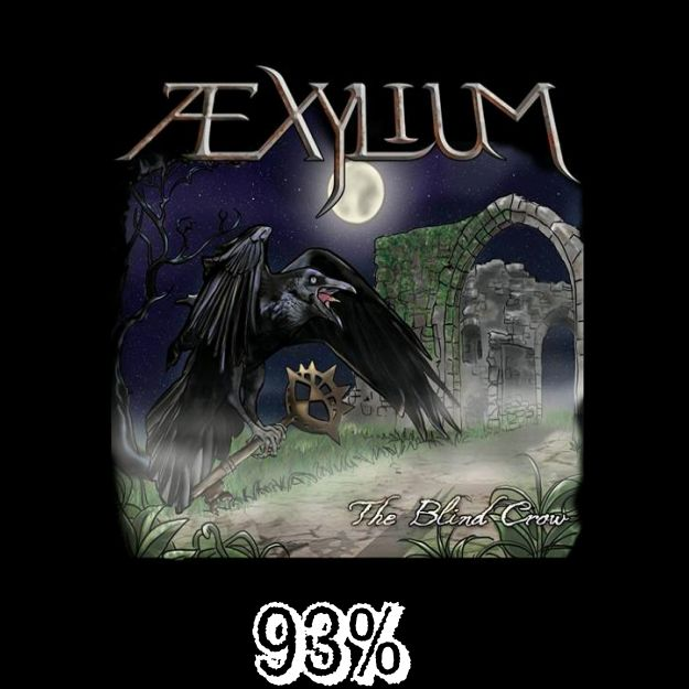 Reviews: Æxylium - The Blind Crow