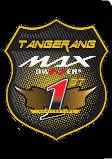 Preorder Kaos 1st Anniversary Tangerang Max Owners
