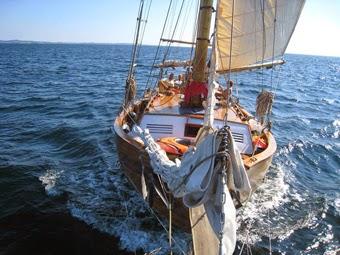 b23d6b66fd8 Segelbåten Origo som vi seglade runt jorden med