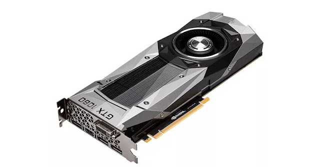 NVIDIA GeForce GTX 1080 Graphics Card