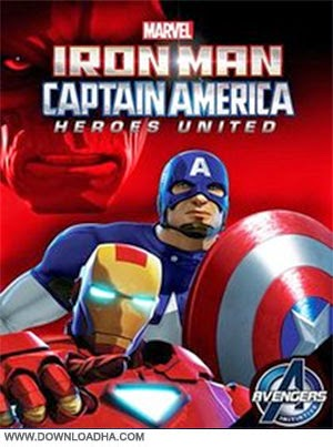 Iron Man and Captain America: Heroes United Online Completa  Latino