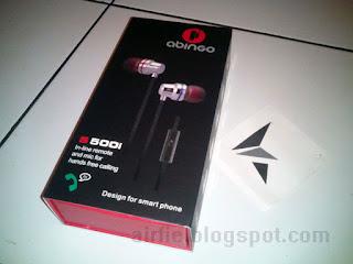 Review Abingo S500i: Headset IEM Murah Suara Wah!