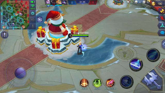 Keren Banget Mobile Legends Sekarang Suda Full HD Map Baru Monster Baru 13