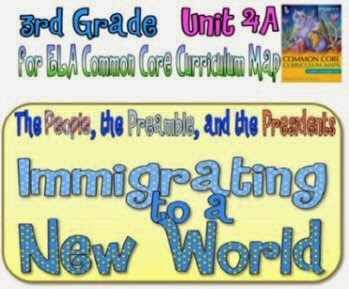Unit 4A, Immigrating to a New World ---Crockett's Classroom