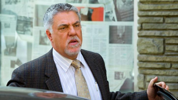 MacGyver - Season 2 - Bruce McGill to Guest