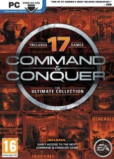 Command & Conquer: Coleção Completa (Download Completo)
