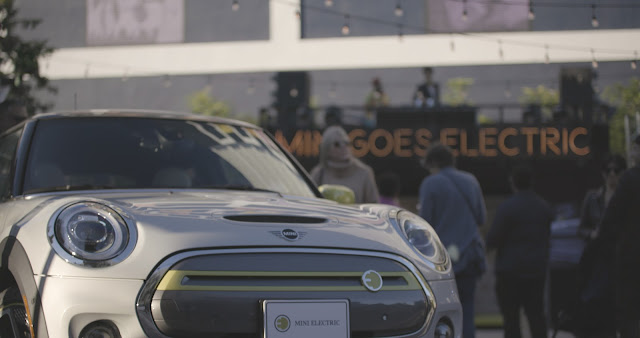 MINI Launches All-New Cooper SE with Music Festival Activation