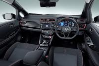 Nissan Leaf Nismo Concept (2018) Interior