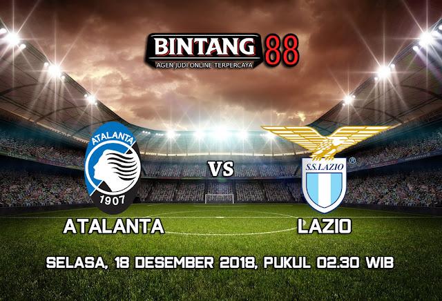 Prediksi Atalanta vs Lazio 18 Desember 2018