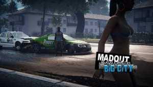 MadOut2 BigCityOnline MOD APK v7.1 Infinite Money Free