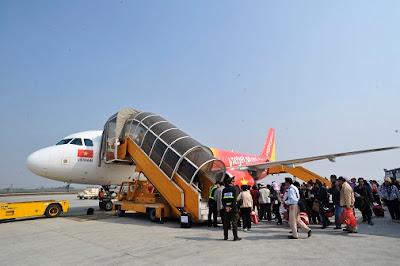 Vietjet mở đường bay từ Hà Nội đến Tuy Hòa giá từ 599,000 đồng