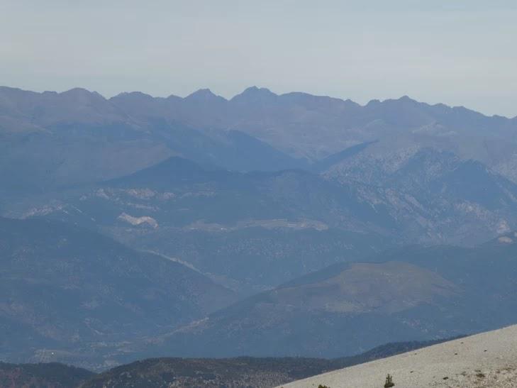Pic de Sotllo, Pica d'Estats y Comapedrosa