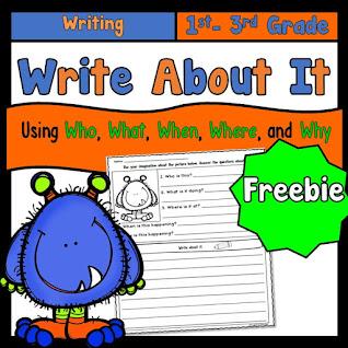 Free Writing Worksheet