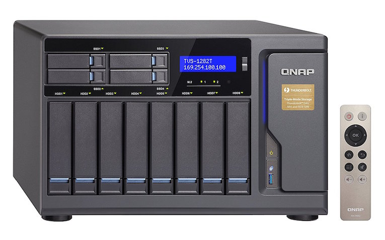 QNAP vs Synology Best NAS Boxes for 2018