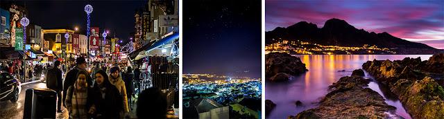 Los mejores momentos del día para fotografiar - Noche
