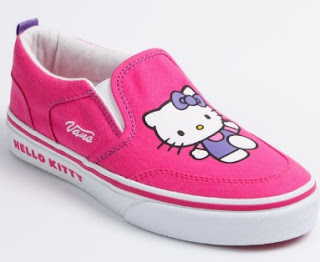 Harga Dan Gambar Sepatu Hello Kitty Merk Vans Warna Pink Online