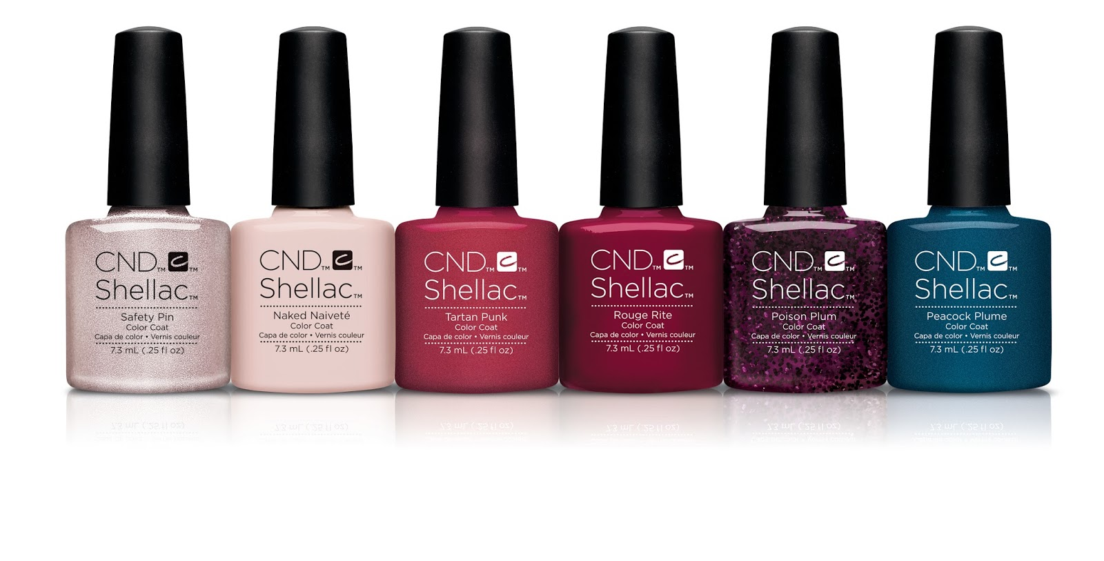CND Fall 2015 - Polish Galore