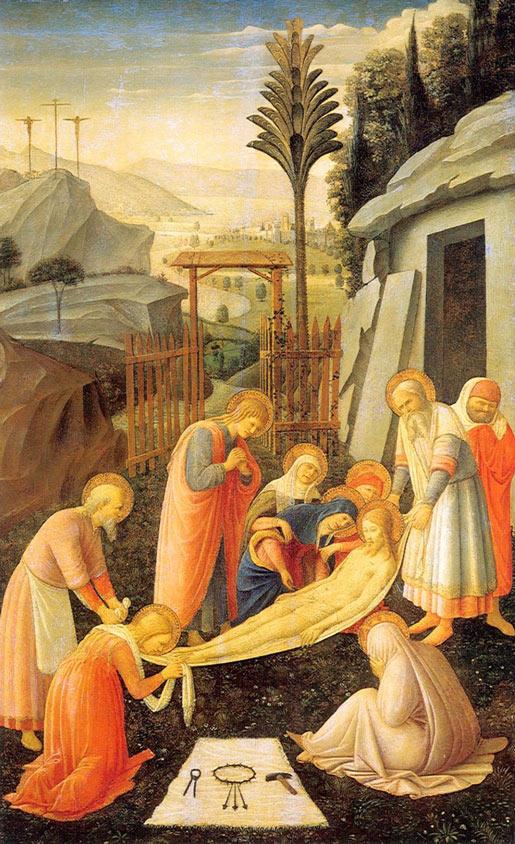 Sepultura de Cristo muerto