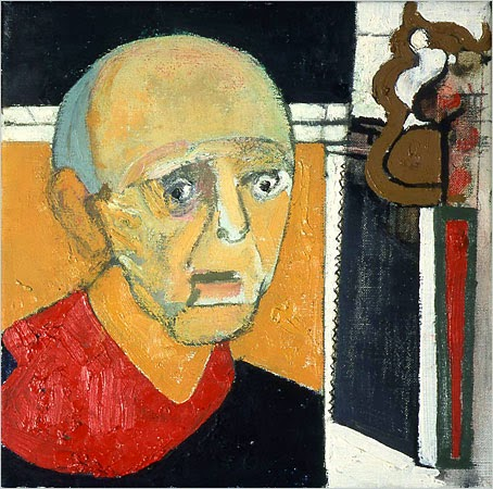 William Utermohlen A Descent Into Alzheimer S Portraits