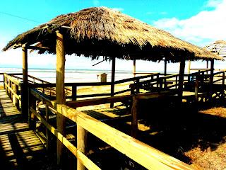 A Praia de Balneário Gaivotas