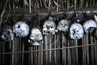 Ngayau, The Headhunters of Borneo at Dayak Tribes Tradition