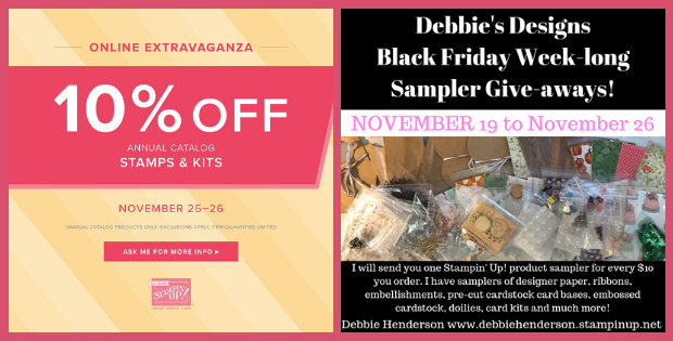 Debbie's Designs: Day Two Extravaganza Sale, 12 Days Of Christmas