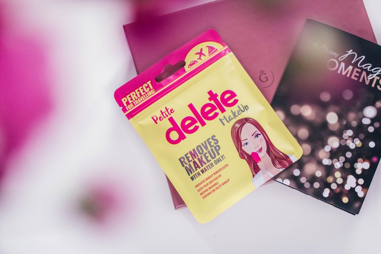 beGLOSSY Magic Moments {przegląd pudełka grudzień 2018}  - Delete Makeup
