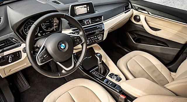 2016 BMW X1 xDrive28i Specs