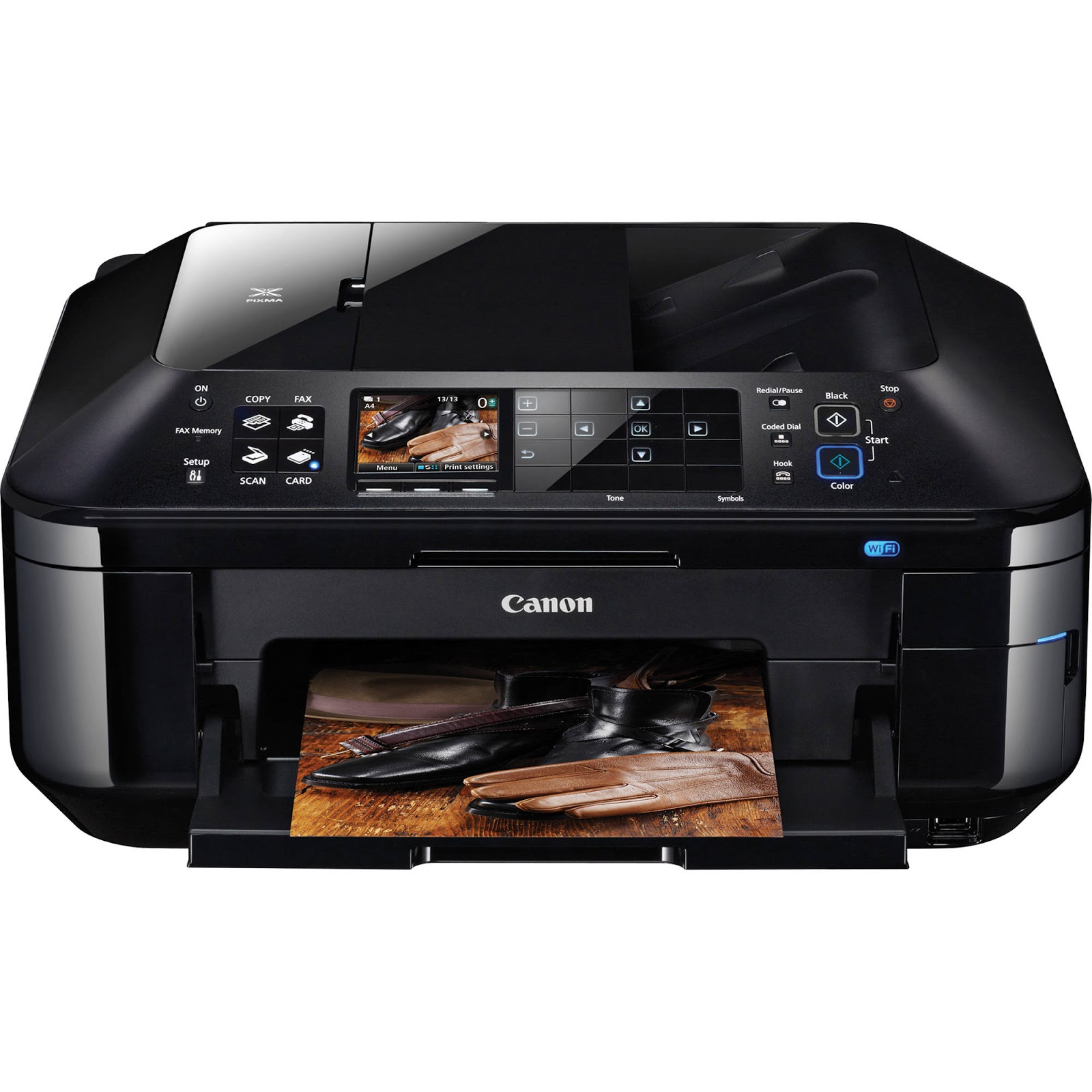 How to Fix Error Code B200 for Canon MX882 Printer