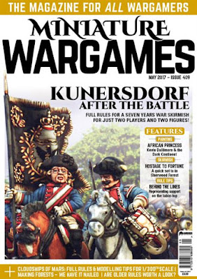 Miniature Wargames 409, May 2017