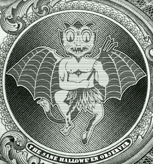 What is the true production and availability dates of German embossed Halloween diecuts?