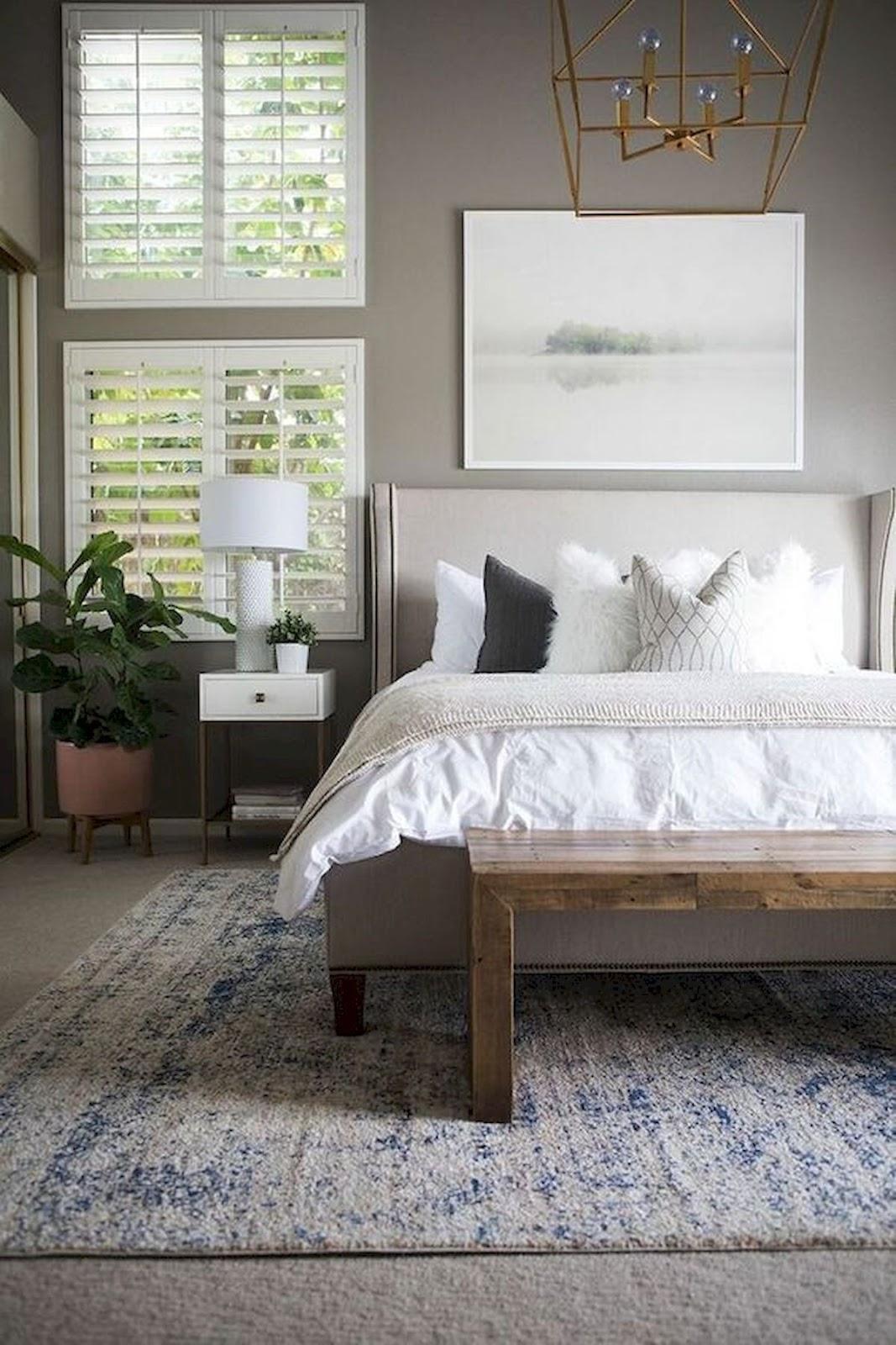 trendy bedroom interior design idea