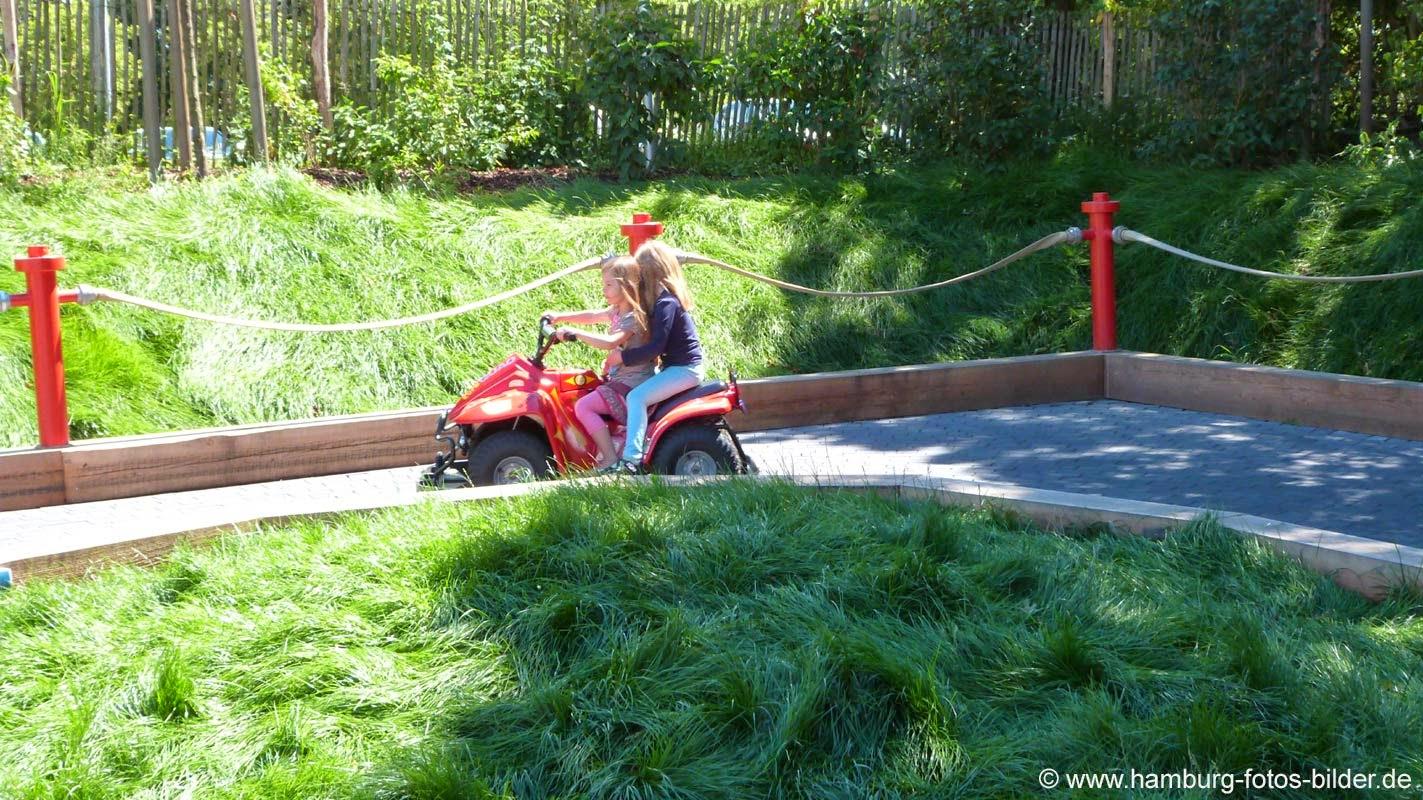 Mini GoKart Bahn, Elektrofahrzeug, Kinder