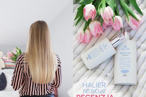 Halier Re:scue na moich rozjaśnianych włosach - czytaj dalej »
